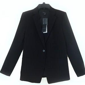 Ann Taylor Uptown Suit Jacket | Black